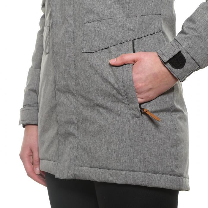 Zimní bunda Funstorm Encoli dark grey/e