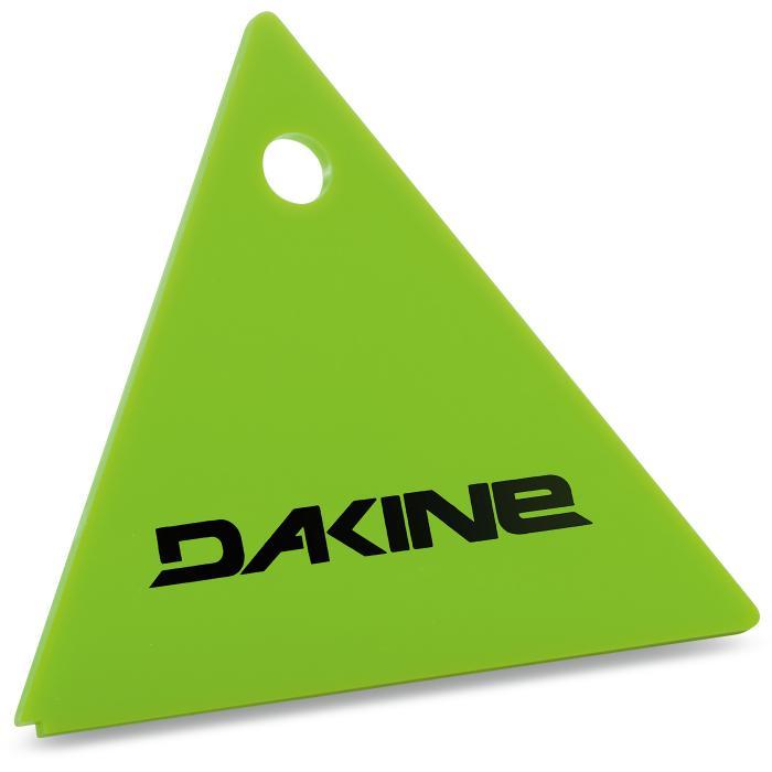Nářadí Dakine TRIANGLE SCRAPER GREEN