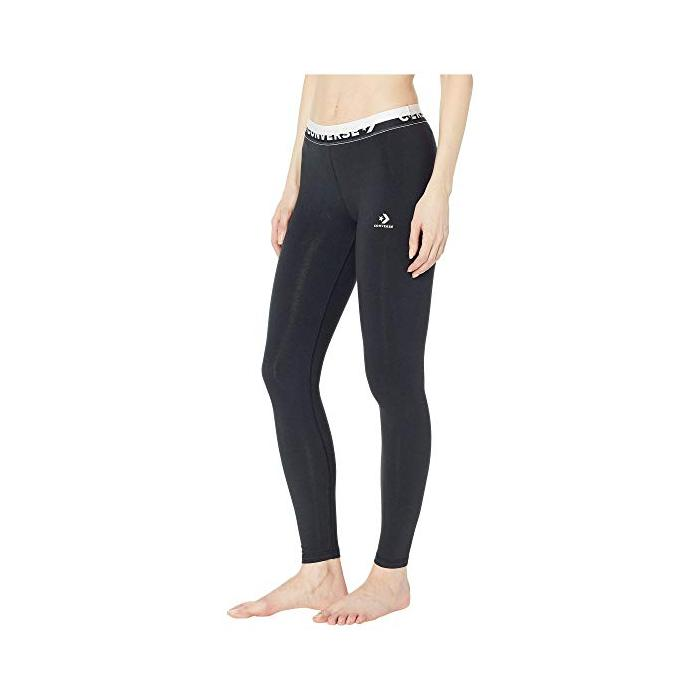 Legíny Converse Wordmark Legging BLACK