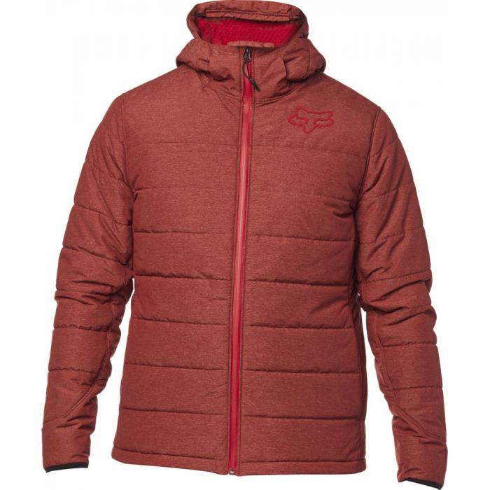 Zimní bunda Fox Bishop Jacket Bordeaux