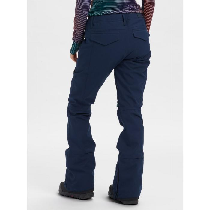 Snowboardové kalhoty Burton VIDA PT DRESS BLUE